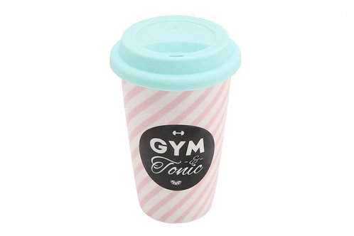 Gym & Tonic Ceramic Mug