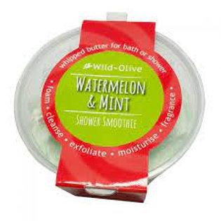 Watermelon & Mint Shower Smoothie