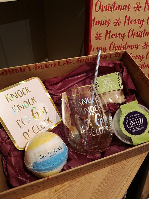 Gin Lover's Gift Box