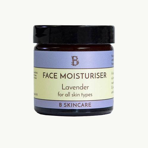 Lavender Face Moisturiser