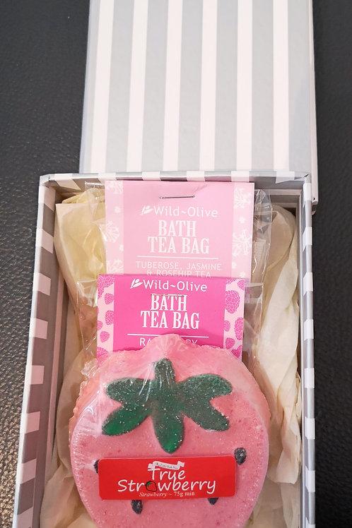 Strawberry Gift Box