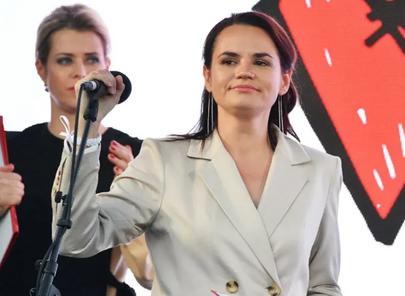 Светлана Тихановская объявлена в международный розыск