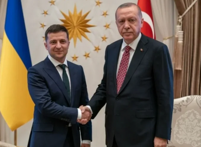 Зеленский заявил о значительной роли Турции в вопросе возвращения Крыма