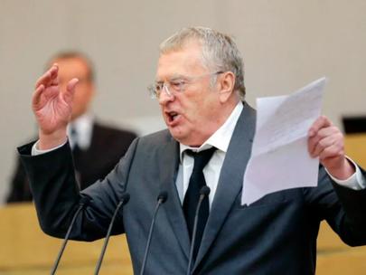 """Жириновский против нового """"закона о полиции"""""""