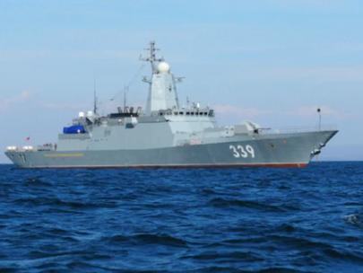 «Привет Японии и США, теперь не забалуешь»- Россия приняла в Тихоокеанский флот новейший корвет.