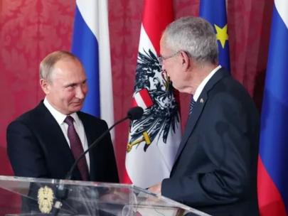 Австрия вернула Россиянам артефакты, вывезенные за годы Второй Мировой. Достойно уважения