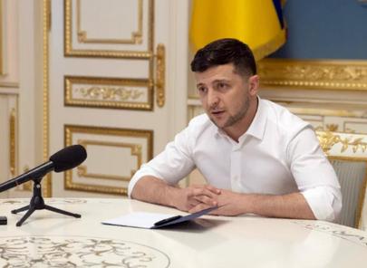 Кремль прокомментировал заявление Зеленского BBC о возвращении Крыма и Донбасса