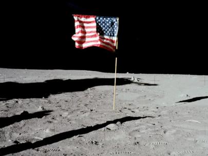 4 декабря 2020 года вторая страна в истории установила свой флаг на Луне спустя 50 лет
