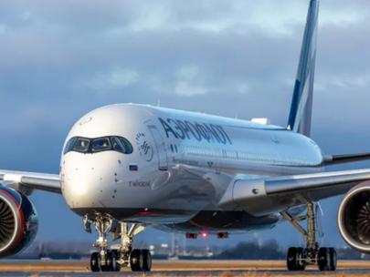 Аэрофлот представил суперсовременный самолет нового поколения премиум комфортности