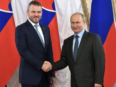 Словакия публично поблагодарила Россию и сделала подарок за свое спасение во Второй Мировой