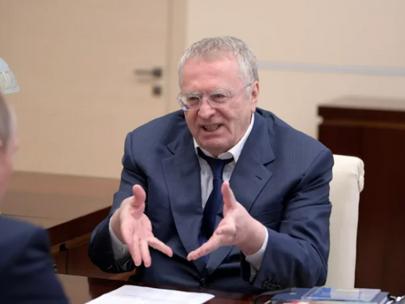 «Нужно срочно прекратить поставки титана и алюминия в США»- Жириновский потребовал у Путина принять