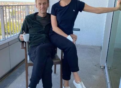 Алексей Навальный рассказал, что видел во время комы и кто его на самом деле спас