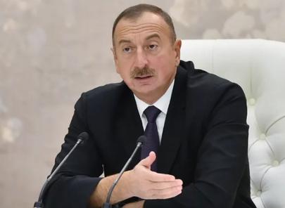 Алиев: Пашинян должен благодарить Россию за то, что опять пришла на помощь Армении