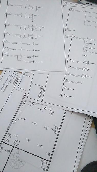 plan électrique