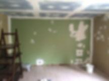 rénovation plafond insonorisé