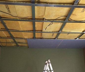 plafond insonorisé