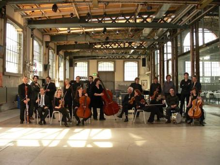 Musik im Industrieraum III / OEDERLIN-Elegie