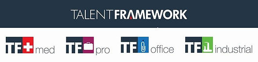 Talent Framework logos