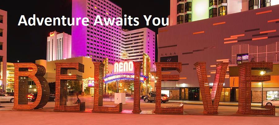 We Believe in Reno