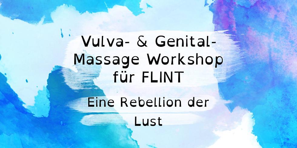 Vulva- & Genital-Massage Workshop für FLINT – Eine Rebellion der Lust