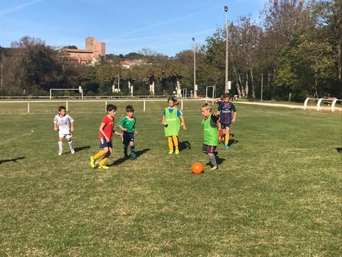 Stage de Football à Venerque pour la TOUSSAINT !