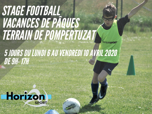 STAGE FOOTBALL FC INTER: PÂQUES 2020 à Pompertuzat