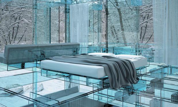 Glass-Cube-House-by-Carlo-Santambrogio-2