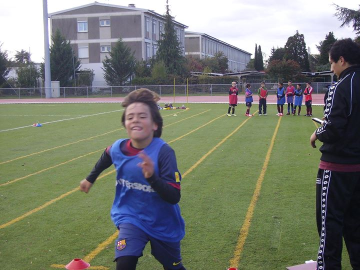 Stage football toulouse