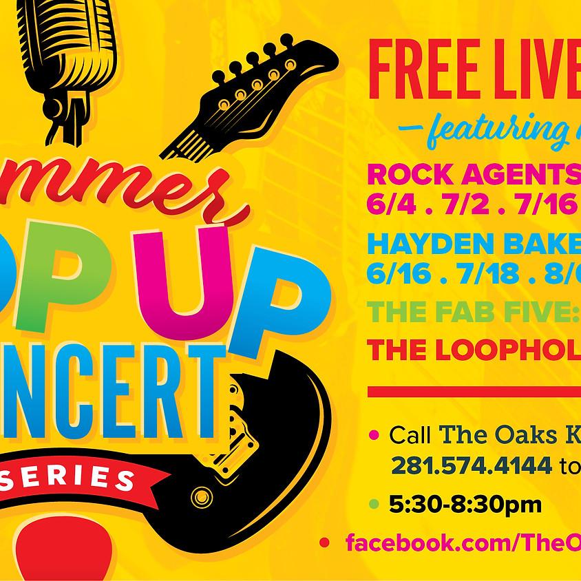Summer Concert Pop Up!  Keeley Bell!