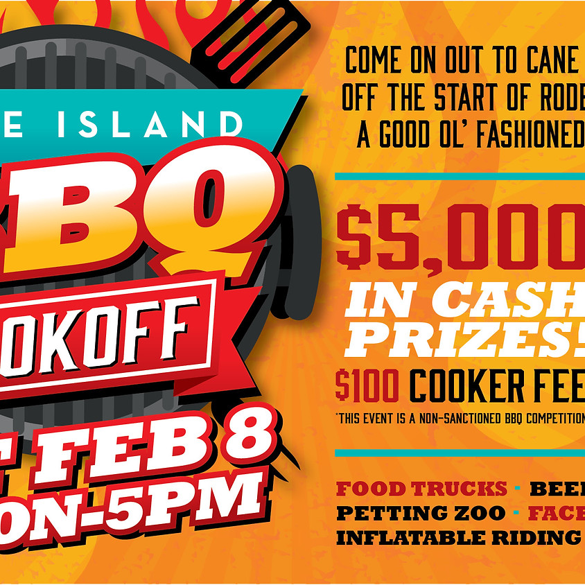Cane Island BBQ Cookoff!
