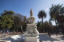 Plaza de Armas Copiapó. Corporación Origen