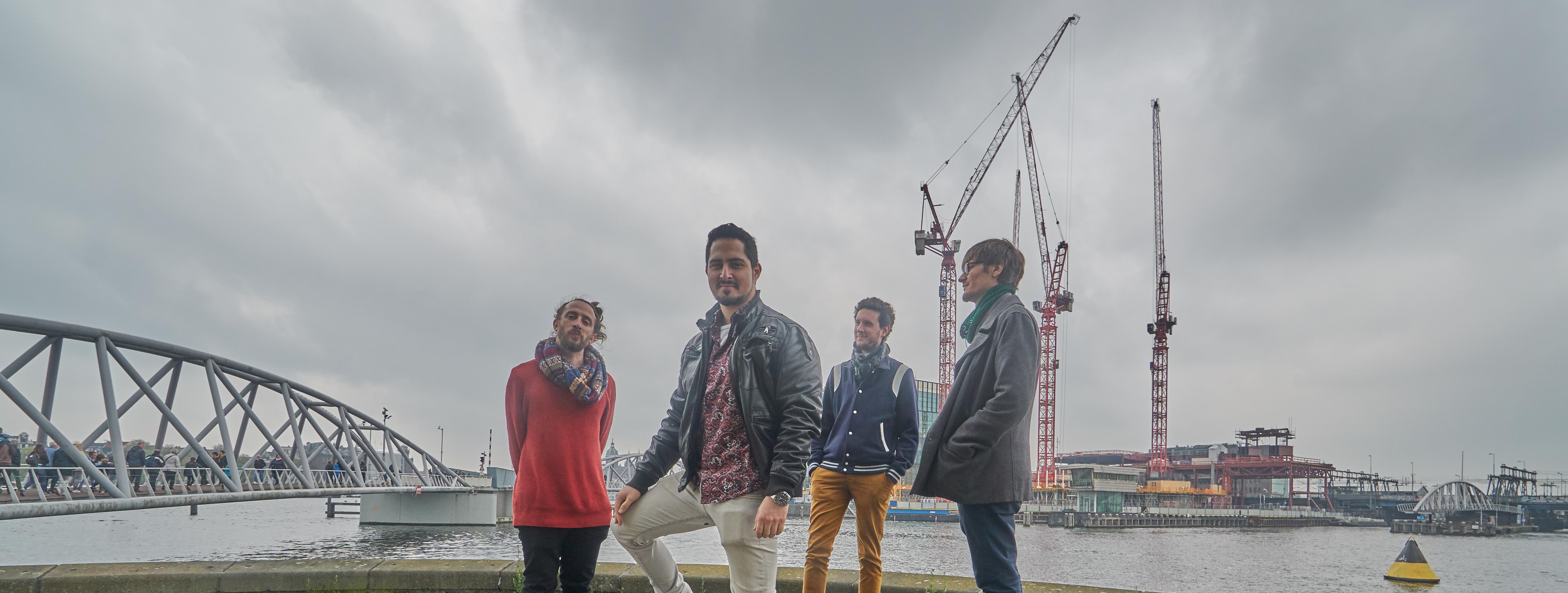 Aviv Noam Quartet in Amsterdam