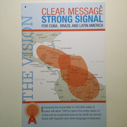 clear message, strong signal
