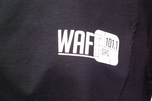 WAFT logo shirt - Black