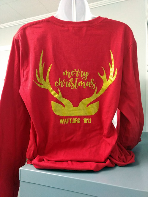 "Christmas T-shirt ""Merry Christmas"""