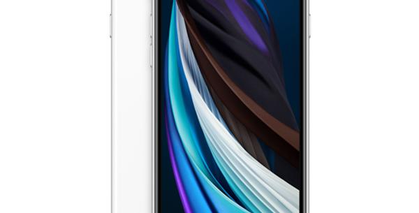 """APPLE IPHONE SE 2020 4.7"""" 64GB WHITE TIM ITALIA"""
