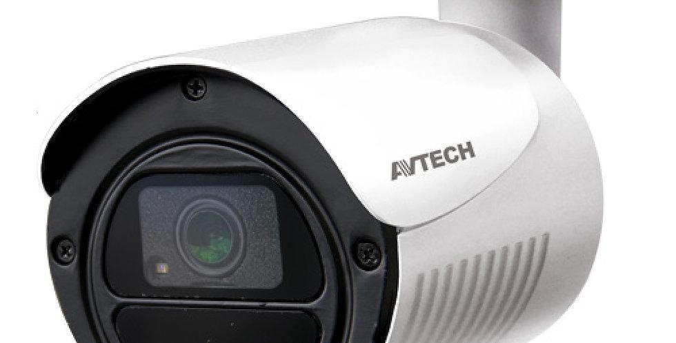 2 PZ. Telecamera CCTV IR da Soffitto Parete Quadribrid 5Mp IP66