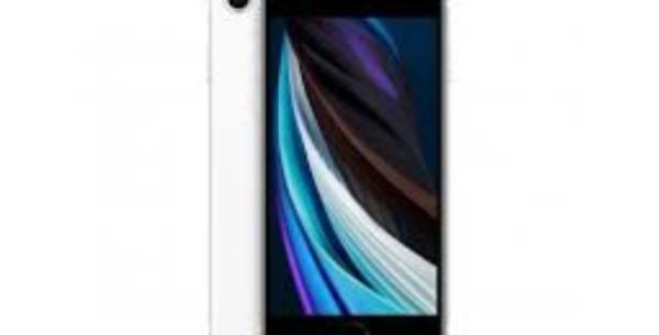 """APPLE IPHONE SE 2020 4.7"""" 128GB WHITE TIM ITALIA"""