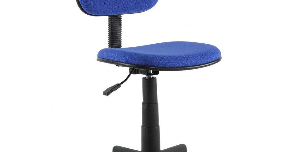 3 PZ. Sedia per Ufficio Colore Blu