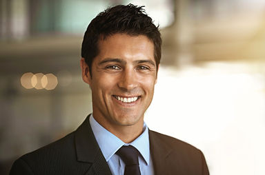 Smiling Male Professional CV Writer Auckland NZ