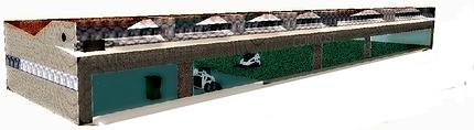 capannone compost
