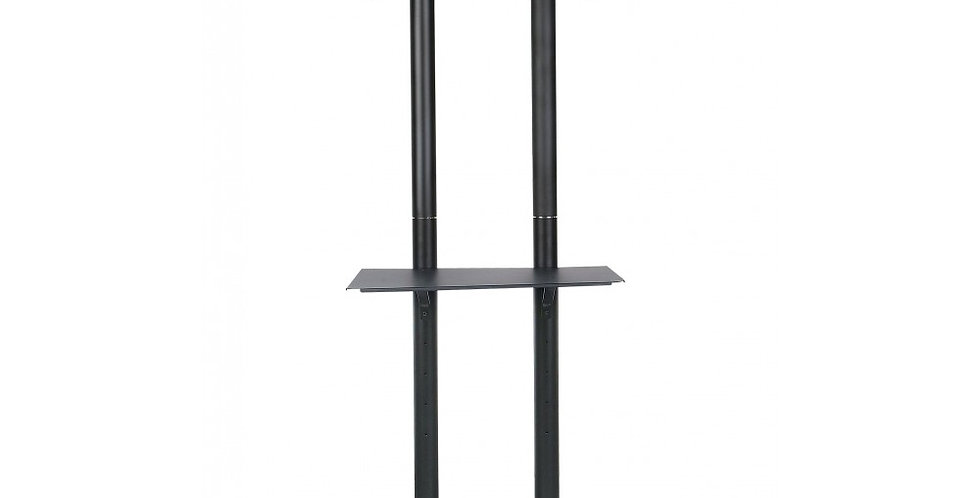 'Supporto a Pavimento con Mensola Trolley TV LCD/LED/Plasma 30-65'''''