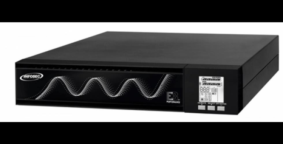 Gruppo di Continuit� UPS E3 1100 VA Line Interactive Onda Sinusoidale