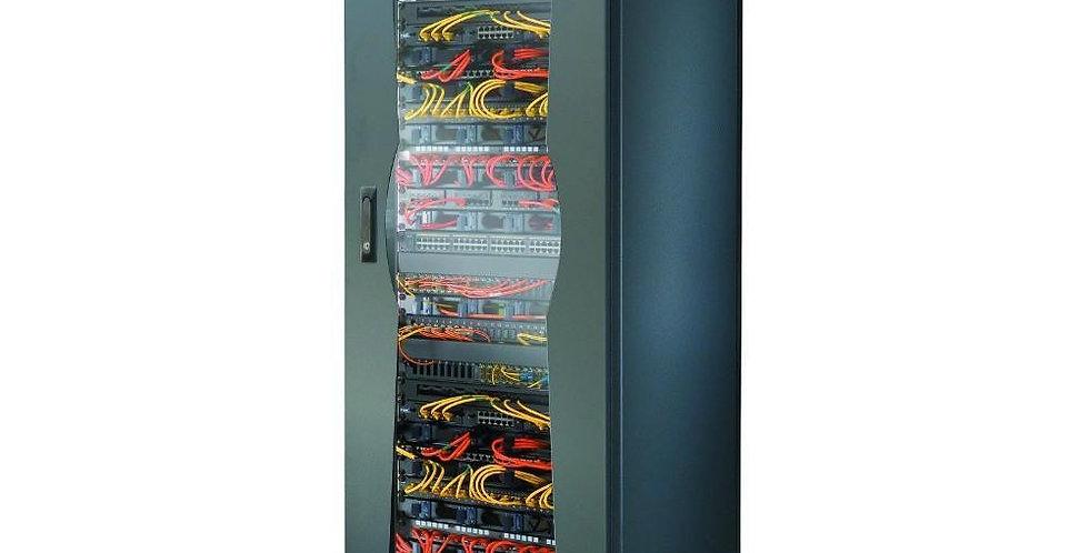 ' Armadio NetRack 19'''' 600x800 24 Unit� Nero da Assemblare'