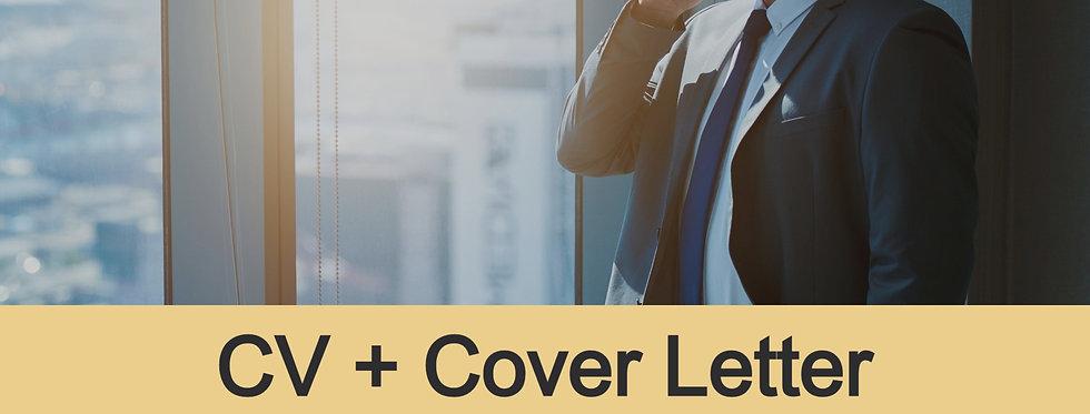 Mid-Level CV + Cover Letter