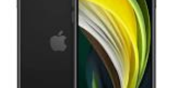 "APPLE IPHONE SE 2020 4.7"" 256GB BLACK EUROPA"