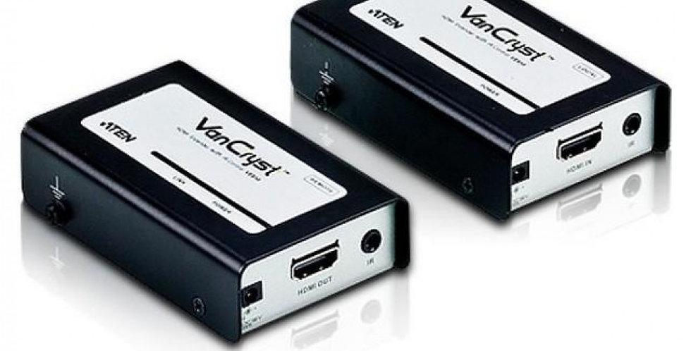 Amplificatore Extender HDMI con supporto Telecomando a Infrarossi