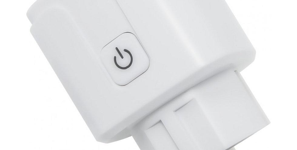 5 PZ Presa Schuko Smart Plug con Controllo Vocale Alexa, R5024