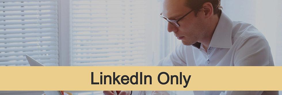 Junior-Level LinkedIn Profile