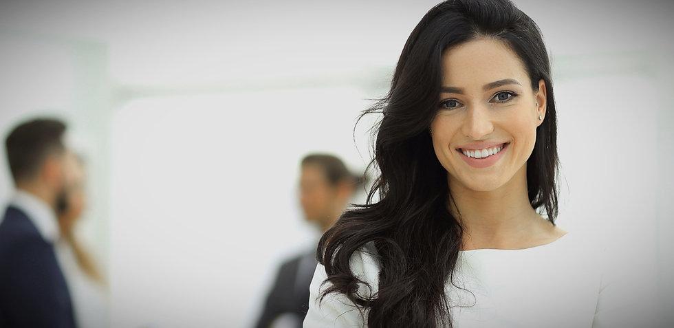 Smiling Female Professional CV Writer Auckland NZ